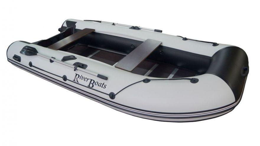 Лодка ПВХ RiverBoats -350
