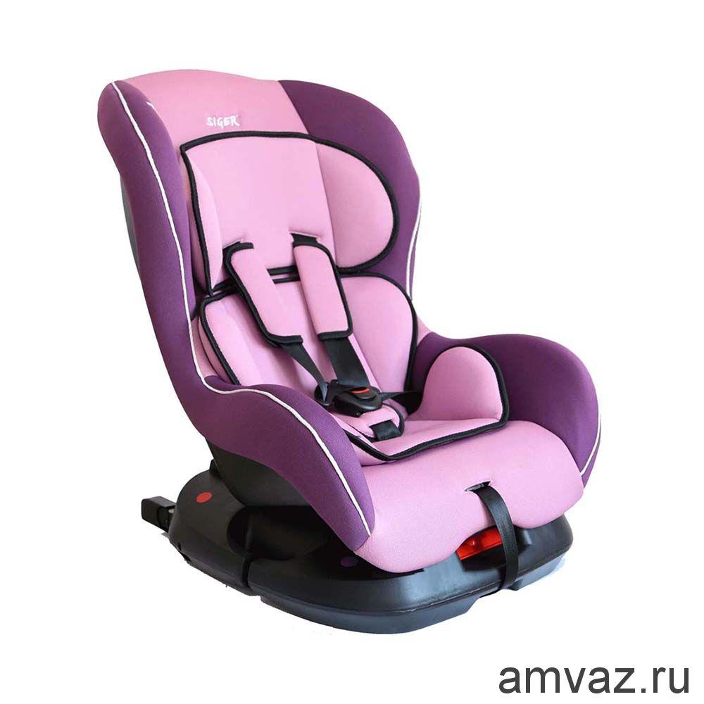 """Детское автомобильное кресло SIGER ART """"Наутилус"""" абстракция, 0-4 лет, 0-18 кг, группа 0+/1"""