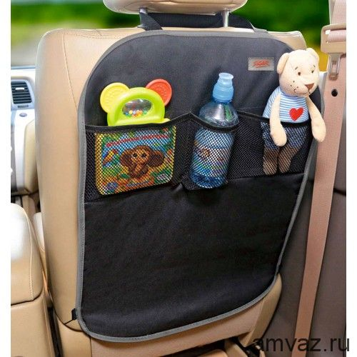 Накидка защитная на спинку сиденья Siger SAFE-2 без карманов