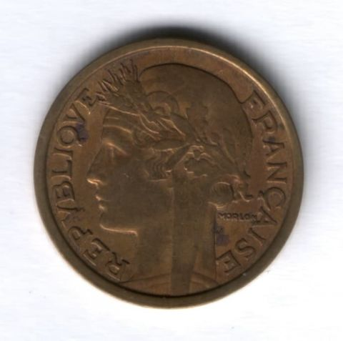 1 франк 1932 г. Франция