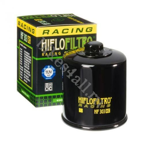 Фильтр масляный с гайкой HIFLO FILTRO HF303RC