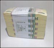 Блок 10 руб. 1997, модиф 2004г (1000 купюр)