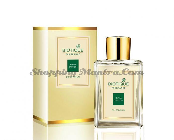 Парфюмированная вода Биотик Королевский Шафран | Biotique Royal Saffron Eau De Parfum