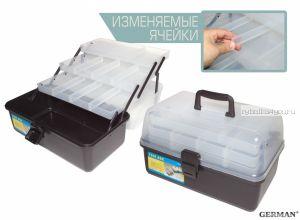 Ящик на 12 секции / съемные ячейки German (GR-003810)