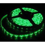 Лента светодиодная 3528G зеленая в силиконе 60LED/на метр