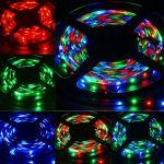 Лента светодиодная 3528 RGB в силиконе 60LED/на метр