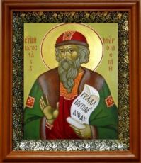 Ярослав Муромский (19х22), светлый киот