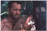 Автограф: Том Хэнкс. Изгой