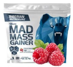 SIBERIAN NUTROGUNZ - MAD MASS GAINER