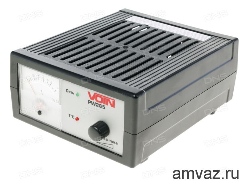 Зарядное устройство для автомобильных аккумуляторов VOIN  PW265