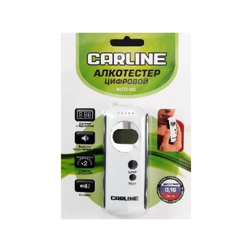 Алкотестер CARLINE® ALCO-101