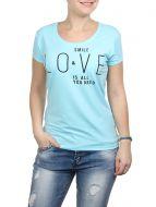 Женская футболка №UK0119