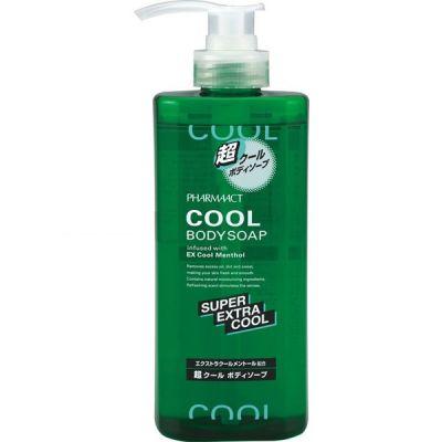 Японское жидкое мыло для тела Extra Cool Pharmaact в ассортименте