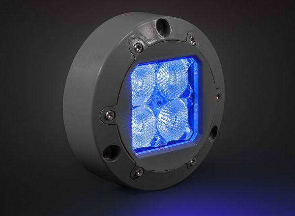 Cветодиодная фара Prolight Subaqua: XIL-U40B синий свет