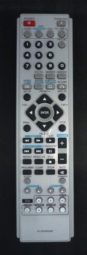 LG 6710CDAK09D (AUX) (H-TK3635Q, LHS-36SDS, XH-TK7650(Q))