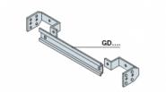 Набор для мод.компонентов на 14 модулей для шкафов ABB серии SR