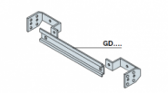 Набор для мод.компонентов на 25 модулей для шкафов ABB серии SR