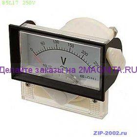 Вольтметр 0-250в на стабилизатор