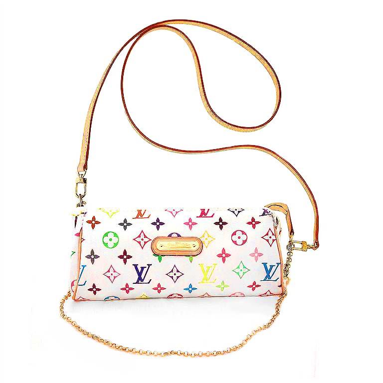 "Клатч Louis Vuitton ""Eva"" Monogram Multicolor"
