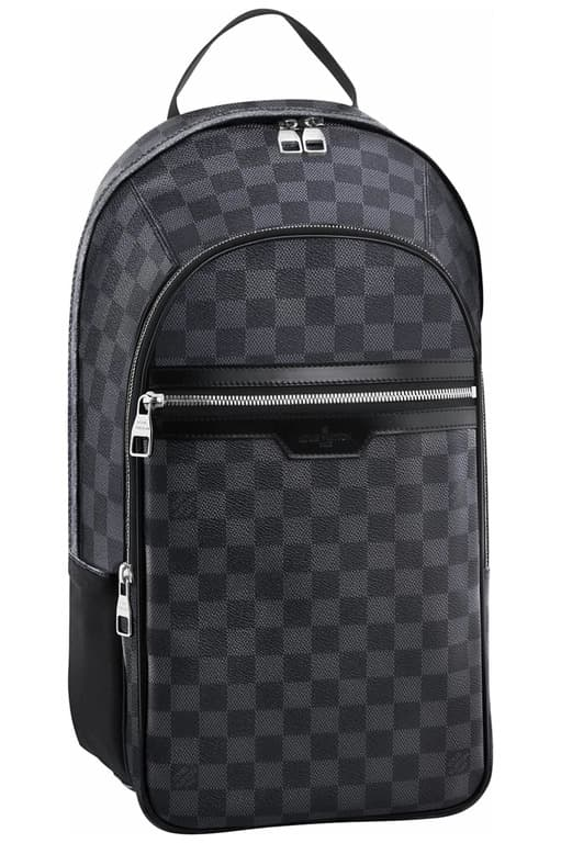 Рюкзак Louis Vuitton Michael DAMIER GRAPHITE
