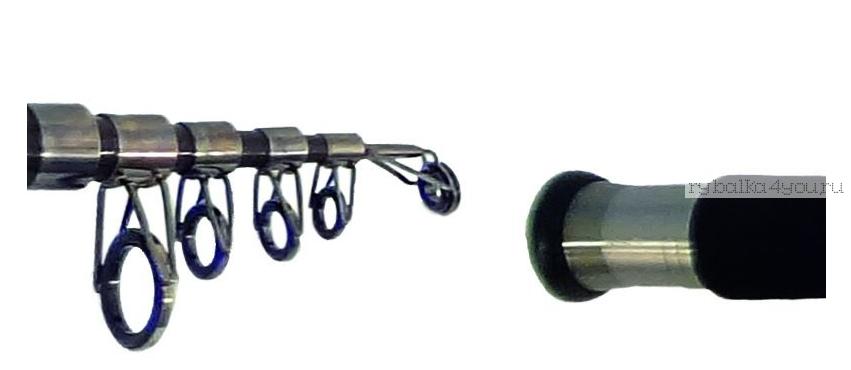 Купить Удилище карповое Волжанка Телекарп IM6 3,9 м / тест до 100 гр