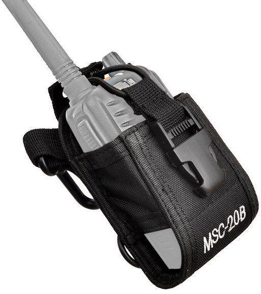 Чехол для раций Baofeng MSC-20B черный/универсальный