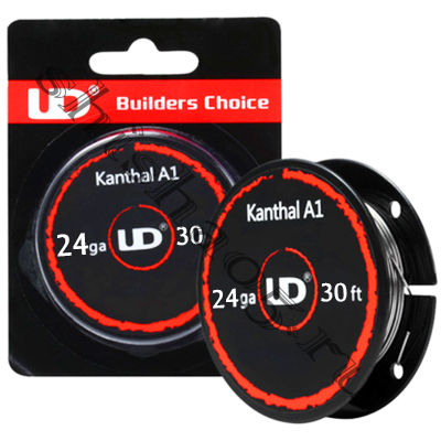 Проволока/ UD Kanthal A1 24ga—0.51mm