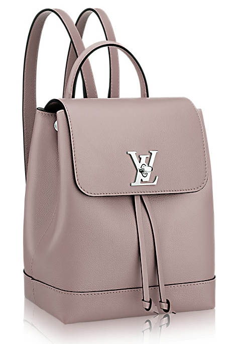 Рюкзак Louis Vuitton Lockme Backpack мастика