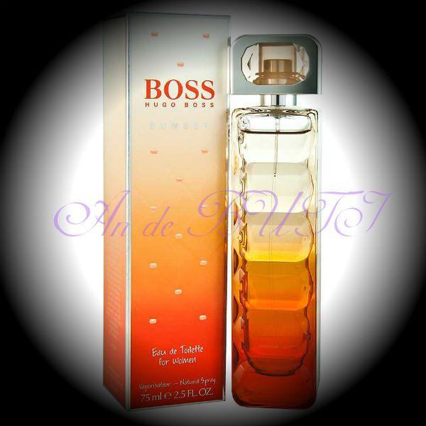 Hugo Boss Boss Sunset 75 ml edt