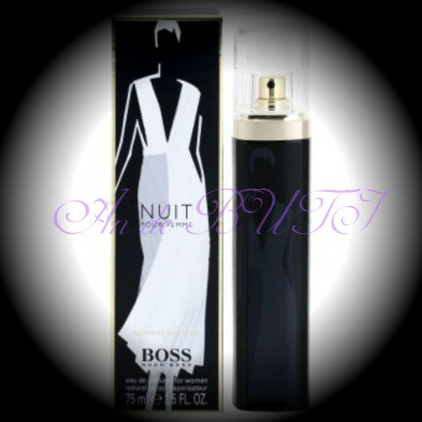 Hugo Boss Nuit Pour Femme Runway Edition 75 ml edp