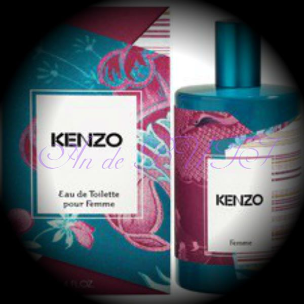 Kenzo Once Upon A Time Pour Femme 100 ml edt
