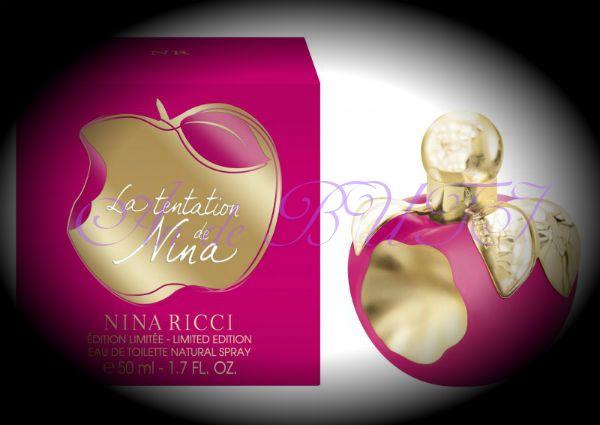 Nina Ricci La Tentation de Nina 80 ml edt
