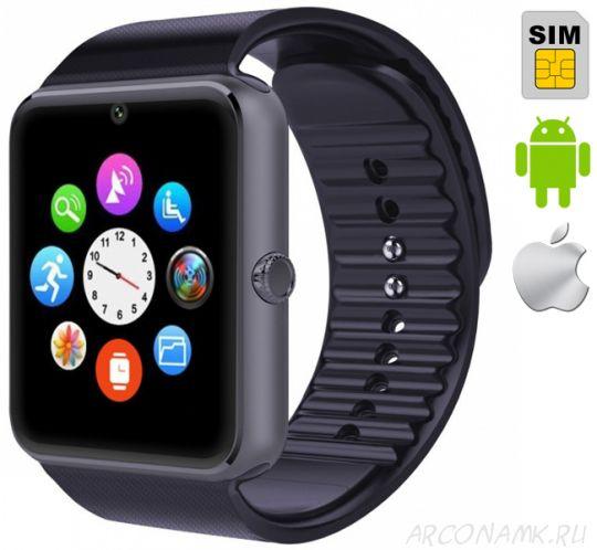 Смарт часы GT08 Smart Watch