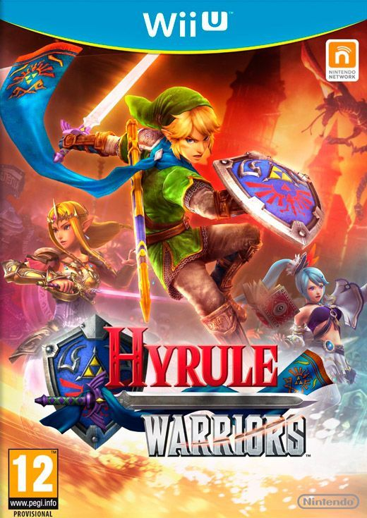 Игра Hyrule Warriors (Wii U)