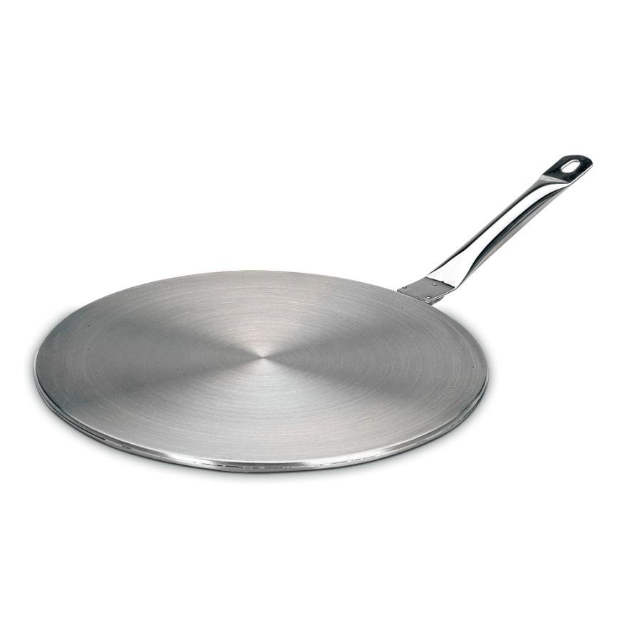 Адаптер для индукционной плиты 24 см (нерж.сталь, 2 слоя, 0.3 см)