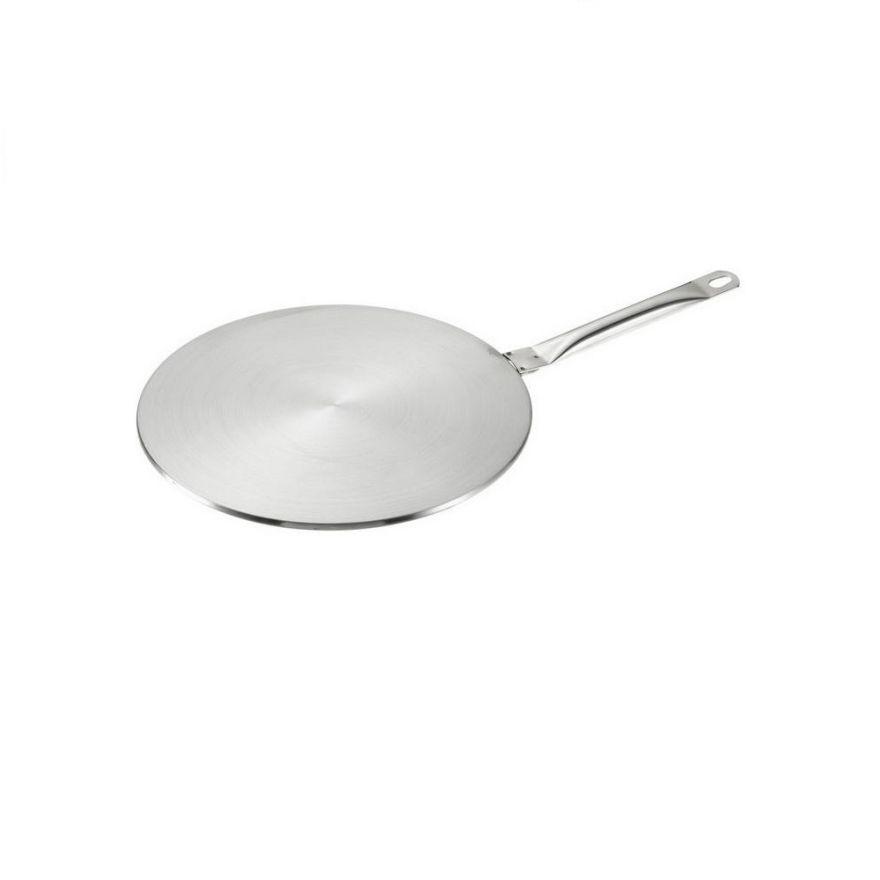 Адаптер для индукционной плиты 19 см (нерж.сталь, 2 слоя, 0.3 см)