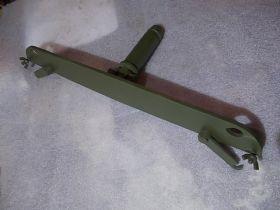 Вертлюг - крепление пулемета на коляску мотоцикла м72