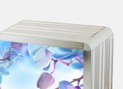 Классические профили для световых коробов 90 и 130 мм