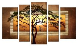 Закат солнца (размер L)