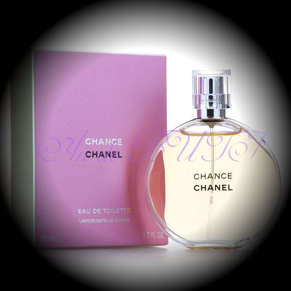 Chanel Chance Eau de Toilette 100 ml edt