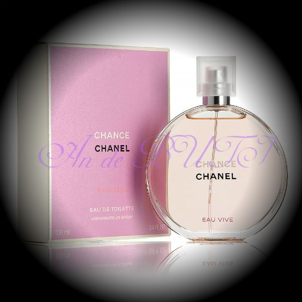 Chanel Chance Eau Vive 100 ml edt