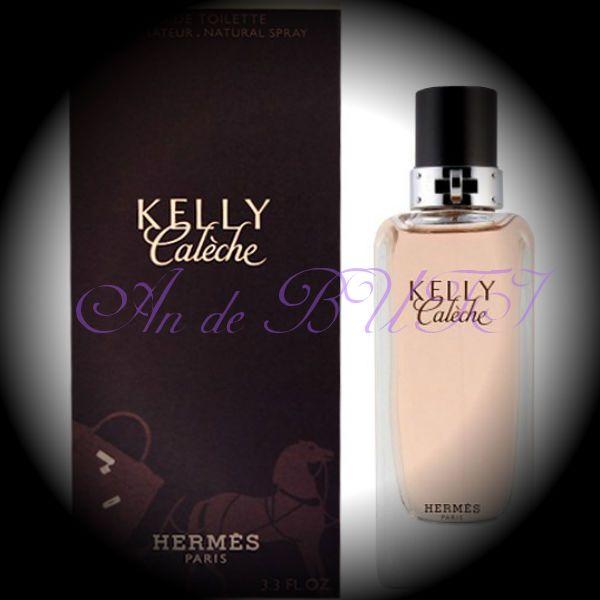 Hermes Kelly Caleche 100 ml edt