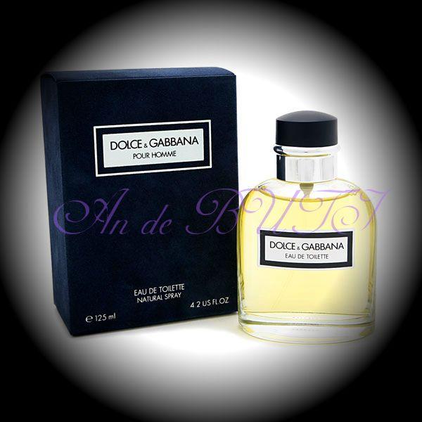 Dolce & Gabbana Pour Homme 125 ml edt