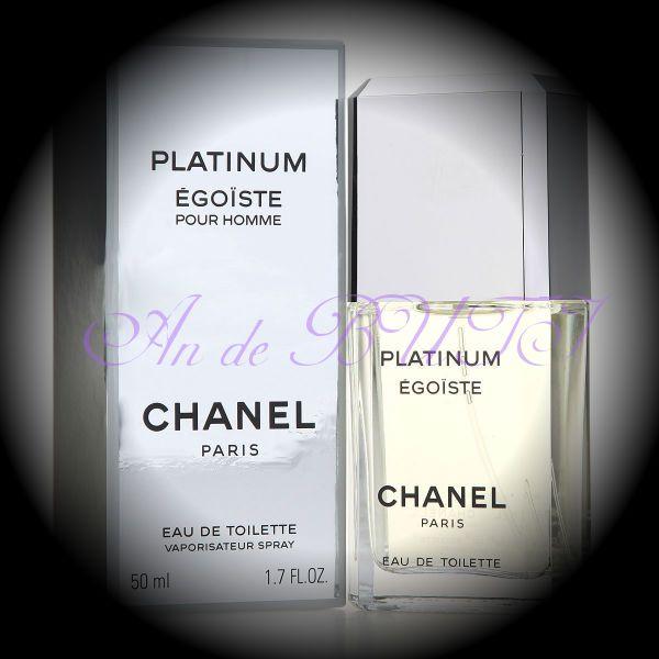Chanel Egoiste Platinum 100 ml edt