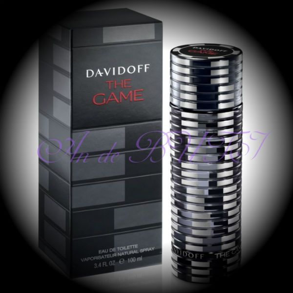 Davidoff The Game 100 ml edt