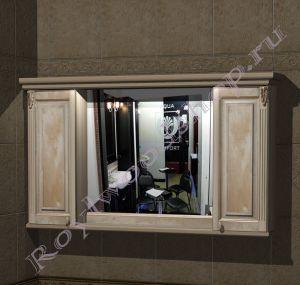 "Зеркало-шкаф ""Челси-2 УОРВИК-150 береза"""