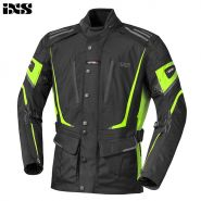 Куртка текстильная IXS Powell, Черно-желтая