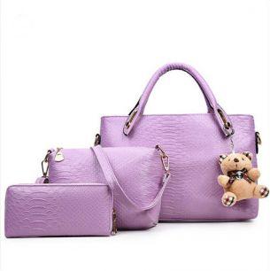 Набор сумок Z-03.3 Сиреневая
