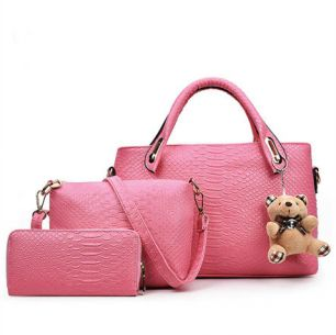 Набор сумок Z-03.6 Розовая