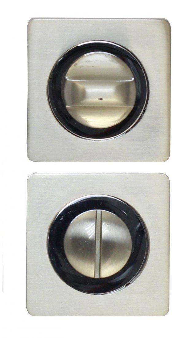Фиксатор сантехнический BK02D-матовый никель